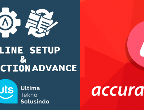 Setup Awal & Transaksi Accurate Online (Advance)